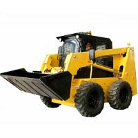 Wholesale Heavy Duty 85HP Skid Wheel Loader With Mitsubishi Diesel Engine from china suppliers