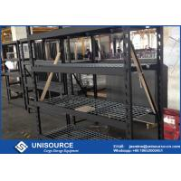 Wholesale Adjustable Warehouse Storage Racking 1955 X 609 X 1828Mm With Interlocking Wire Decks from china suppliers