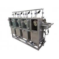 Wholesale Textile Dyeing Machine , Sample hank Yarn Dyeing Machine from china suppliers