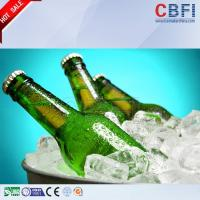 Best Refrigeration Equipment Edible Crystal Ice Tube Machine 304 Stainless Steel For Drink wholesale