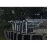 Wholesale Aluminium Alloy Double Pane Greenhouse Good Flame Retardant Performance from china suppliers