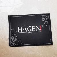 China Custom Label Clothes Embroidery Patch Fashion Woven Labels for Clothing Label for sale