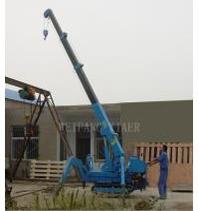 China mini crawler crane on sale