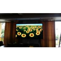 Buy cheap Advertising Rental LED Screens , IP21 3 IN 1 P6 Indoor LED Video Wall from wholesalers