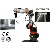 China OEM Aluminum Welding Robot Axis Drive Mode For Electronic Component on sale