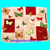 Wholesale Butterflies Full Printed Microfiber Kitchen Towels from china suppliers