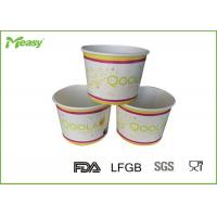 Wholesale 16oz Single Wall Ice Cream Paper Bowl for rice / sea food With Color Printed from china suppliers