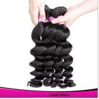 Wholesale Long Lasting Soft natural Brazilian Hair Weave Unprocessed Virgin Brazilian Hair from china suppliers
