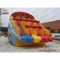 China Sport Sliding Water Park Slide Water Resistance With Air Blower on sale
