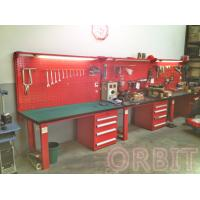 Best Heavy Duty Industrial Workbenches With Wood / Composite Board Bench Top wholesale