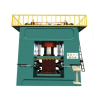 Wholesale Auto Hydraulic Forming Machine For B16.9 Carbon Steel Straight Tee And Reducing Tee from china suppliers