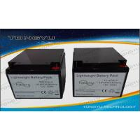 Wholesale Smart Power 12V LiFePO4 MotorcycleBattery , 35Ah UPS VRLA Battery Replacement Power from china suppliers