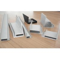 Quality Extrusion Solar Aluminium Profile Frame Silver Color Length 6000mm For Industry for sale