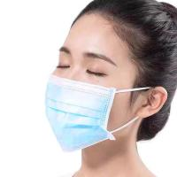 Wholesale Comfortable 3 Ply Disposable Face Mask Soft Anti Pollution FDA CE Approved from china suppliers
