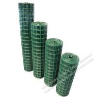 Metal 4 X 4 Welded Wire Mesh Anti - Water For Industry / Farming Security for sale