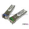 Bi-Directional 1.25G SFP Fiber Optic Transceiver Single Fiber LC 1550Tx/1330Rx 40KM for sale