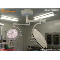 China Double Dome Ceiling Surgical Lamp LED Operating Room Light with Osram Light for sale