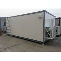 China 20ft / 40ft Outdoor Equipment Shelters Container Medical Mobile Engine Shelter on sale
