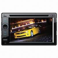 """Wholesale Car DVD/GPS 2 Din Fixed Panel 6.2"""" Car MP5 Player, No Deck with Radio, USB/SD from china suppliers"""