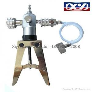 China Hand pressure pump / hand pump pressure calibrator (Model:Y039) Output Pressure:0-16Bar on sale