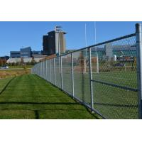 Wholesale Hot Dipped Galvanized Link Chain Fence Low Carbon Steel Wire With High Secure from china suppliers