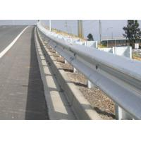 Wholesale Professional Highway Guard Rail With CE / ISO9000 Certificate Corrosion Resistant from china suppliers
