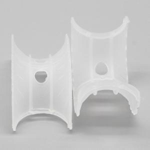 Wholesale Mass Transfer Media CPVC PVC PVDF Super Intalox Saddle Random Packing 25MM from china suppliers