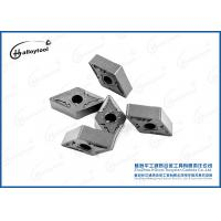 Wholesale Face Mining Tungsten Carbide Tool Inserts YG6X Semi - Finishing DNMG Inserts from china suppliers