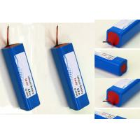 Wholesale Custom Lithium Battery Pack For Robot Vacuum Cleaner 14.4V 5800mAh 4S2P from china suppliers