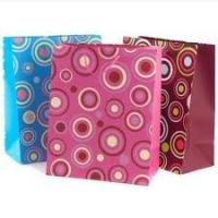 Wholesale Screen Silk Printing Recycled Paper Custom personalized Printed Gift Bags for Shopping from china suppliers