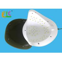 China High Power Nail Dryer Lamp Large Size UV LED Nail Lamp 90W 45 LEDs  HL Plus For 2 Hands on sale