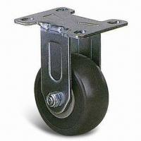 Wholesale Durable PUP/TPR Furniture Caster with 87mm High, 28mm Wheel and 62mm Outside Diameter from china suppliers