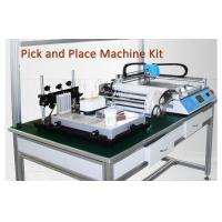 Best Small SMT Pick And Place Machine Kit with Stencil Printer CHMT36 LED Mounting Machine wholesale