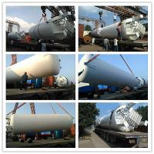 China 16Bar 20M3 Oxygen Tank Cryogenic Storage Tank for Liquid Oxygen Nitrogen Argon on sale