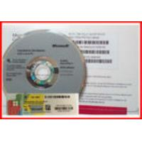 Wholesale DVD Microsoft Windows 7 Professional Full Retail Box Version COA License Key from china suppliers