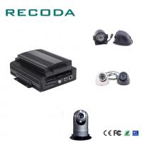 Wholesale 1080P Resolution Car Dvr Video Recorder HDD/SD 4G/WIFI/GPS G- Sensor 4CH AHD Input from china suppliers