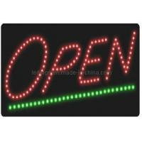 Buy cheap Famous LED Open Sign from wholesalers