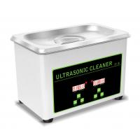 China Mini Portable Ultrasonic Jewelry Cleaner Machine Ultrasonic Jewelry Cleaning Equipment on sale