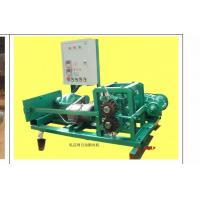 Wholesale Simple Operation Wire Crimping Machine / Wire Mesh Cutting Machine 2kw Power from china suppliers