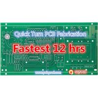 China Quick turn PCB manufacturer, quick PCB, fast PCB, QTPCB, QUICK TURN PROTOTYPE on sale