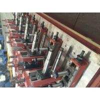 Home Gas Transportation Pipe Roll Forming Machine 0.3mm Wall