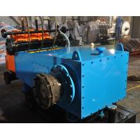 Wholesale 600HP Motor Driven Mining Slurry Pump , Single Acting Reciprocating Pump from china suppliers