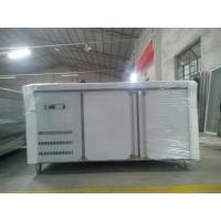 China 2 Or 3 Doors Chicken Under Counter Fridge With Stainless Steel Cooper Tube for sale