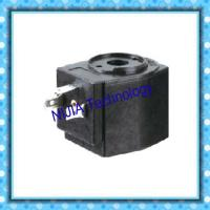 Best South Korea JOIL Pulse Solenoid Valve Coil DIN43650A DC 24 Voltage wholesale