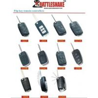 Wholesale Auto Accessories Electronics Remote Starter Alarm,With Filp Key Blade And Car Logos from china suppliers