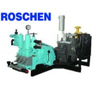 China Smooth Rotation Mud Pumps For Drilling Rigs , Longer Service Life on sale