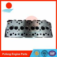 Wholesale truck cylinder head manufacturer in China, 4D34 cylinder head ME997799 ME993222 for Mitsubishi Canter Rosa from china suppliers