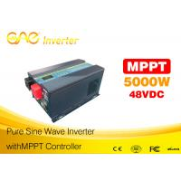 China Top One 5000W 48VDC pure sine wave inverter for sale