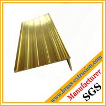 Wholesale copper stair nosing profiles copper profiles for stair nosing from china suppliers