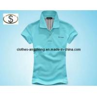 China T-Shirt, Summer Female Candy Color Turn-Down Collar Loose Short-Sleeve Classic Polo Shirt T-Shirt 15 Colors Size S-Xxxl on sale